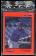 Mark Grace Star Set (Chicago Cubs)