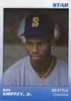 Ken Griffey Jr. Star Set (Blue/White)  (Seattle Mariners)