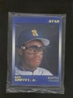Ken Griffey Jr. Star Set (Blue)  (Seattle Mariners)