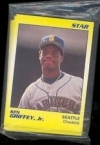 Ken Griffey Jr. Star Set (Seattle Mariners )