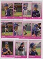 Gregg Jefferies Star Set (New York Mets)