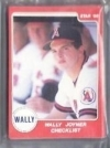 Wally Joyner Star Set (Red) (California Angels)