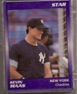 Kevin Maas Star Set (New York Yankees)