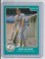 Mark McGwire Star Set (Oakland Athletics)