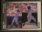 Kevin Mitchell / Will Clark Star Set (San Francisco Giants )