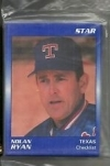 Nolan Ryan Star Set (Texas Rangers)