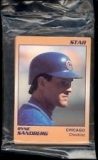Ryne Sandberg Star Set (Chicago Cubs)