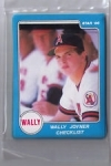 Wally Joyner Star Sticker (California Angels)