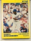 Darryl Strawberry Star Set (Los Angeles Dodgers)