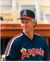 Don Sutton Signed 8x10 (California Angels)