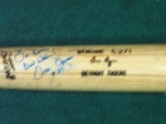Travis Fryman Game Used Bat (Detroit Tigers)
