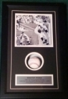 Whitey Ford -Autographed Baseball in Shadow Box (New York Yankees)