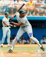 Dave Winfield signed 8x10 (New York Yankees)