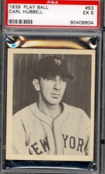 carl hubbell (New York Giants)