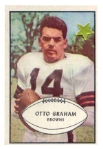 Otto  Graham (Cleveland Browns)