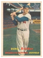 Duke Snider (Brooklyn Dodgers)
