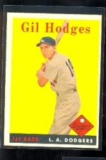 Gil  Hodges (Los Angeles Dodgers)