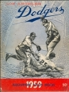 1959 Los Angeles Dodgers Yearbook (Los Angeles Dodgers)