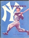 1960 New York Yankees Yearbook Jay Publications (New York Yankees)