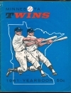 1961 Minnesota Twins Yearbook (Minnesota Twins)