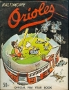 1961 Baltimore Orioles Yearbook (Baltimore Orioles)