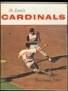 1963 St. Louis Cardinals Yearbook (St. Louis Cardinals)