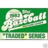 1983 Topps Traded Set