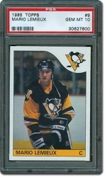 Mario Lemieux RC (Pittsburgh Penguins)