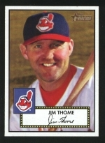 Jim  Thome (Cleveland Indians)
