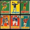 1956 Topps Complete Set