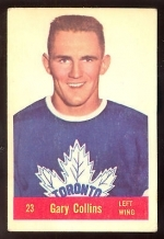 Gary Collins (Toronto Maple Leafs)