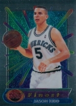 Jason Kidd RC (Dallas Mavericks)
