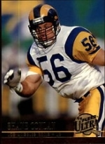 Shane Conlan Autographed Card (St Louis Rams)