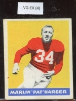Pat  Harder RC (Chicago Cardinals)
