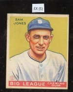 sam jones (Chicago White Sox)