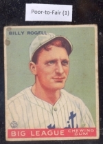billy rogell (Detroit Tigers)