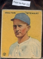 walter stewart (Washington Senators)