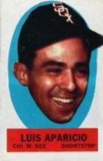 Luis Aparicio (Chicago White Sox)