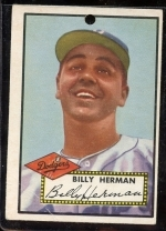 Billy Herman (Brooklyn Dodgers)