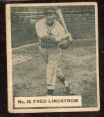 Fred Lindstrom (Brooklyn Dodgers)