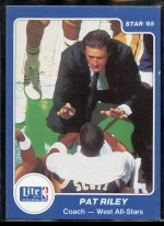 Pat Riley CO - Coach West All-Stars (Los Angeles Lakers)
