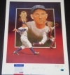 Bill Dickey 16x20 Autographed Pelusso (New York Yankees)