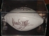 Marcus Allen Autographed Football-GAI (Oakland Raiders)